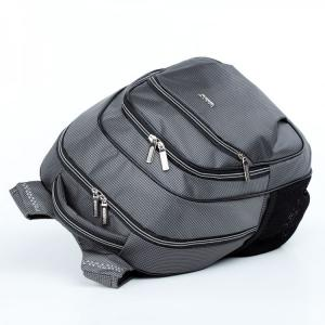 Ранец школьный серый