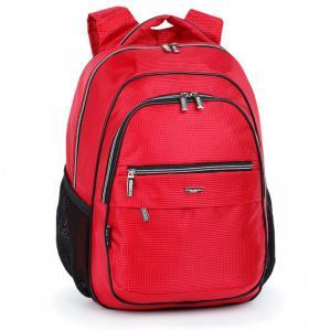 Ранец школьный красный