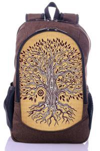 Рюкзак коричневый Дерево