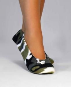 Тапочки-балетки защитные