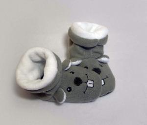 Тапочки-сапожки детские Мышки