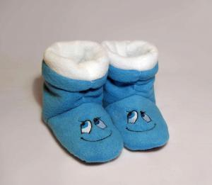 Тапочки-сапожки детские Улыбашки
