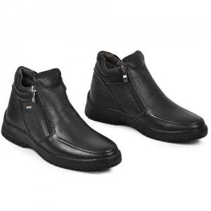Ботинки Дс кожаные черные